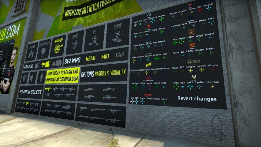 aim mapa 1