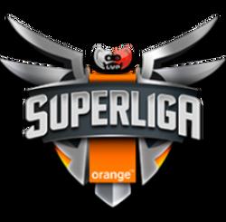 super liga orange